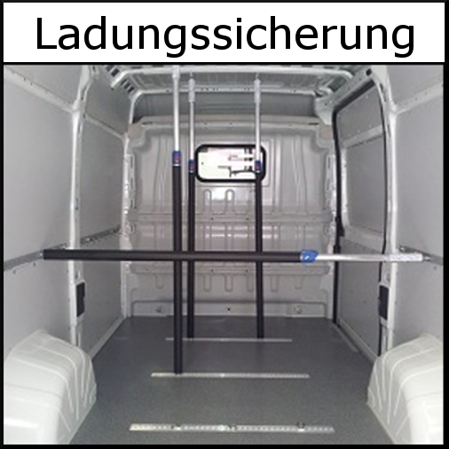 Dacia Dokker Fahrzeugeinrichtungen Laderaumschutz