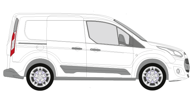 Ford Transit Connect ab 2014